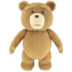 I WANT: TED Talking 24-in Plush Bear $59.99