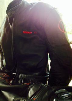 (My) Dainese Ducati 2-Piece Leathersuit