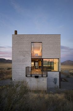 Outpost, by Olson Kundig Architects