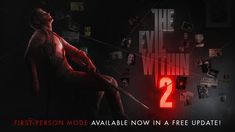 The Evil Within 2 adds first-person mode https://www.youtube.com/watch?v=I5uKa_1VajA #gamernews #gamer #gaming #games #Xbox #news #PS4 #xboxgames