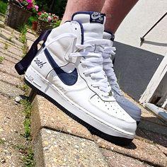 size 40 c3c3e a5437 2002 Nike Air Force 1 high 20th anniversary