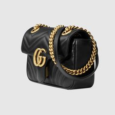 473a1412e68 Shop the Soho small leather disco bag by Gucci. A compact shoulder bag with  a leather tassel zipper pull. Made in our light