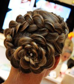 202 Best Hair Accessories Images Hairstyle Ideas Braid Cabello Largo