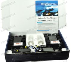 94.99$  Buy now - http://alirs5.worldwells.pw/go.php?t=32506676372 - 1Set Super Bright 75W HID Xenon Conversion kit 9006/HB4 4300K Automotive Headlight