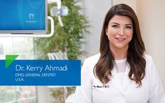 Dr. Michael's Dental Clinic, the most trusted oral healthcare provider in the region, welcomes Dr. Kerry Ahmadi to its team of dental experts.