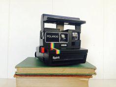 TESTED Working Polaroid Spirit 600 Land by AmericanProspecting, $62.00