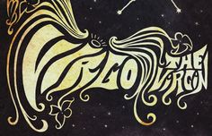 Tricia DiMarco's Psychedelic Hand Lettering