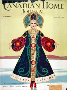Canadian Home Journal 1935