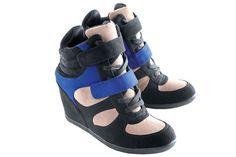 wedge tennis shoes vera wang - Google Search