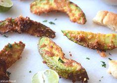 Healthy Baked Avocado Fries