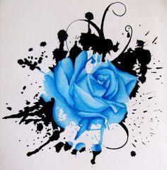 Blue Rose Splash                                                                                                                                                                                 More
