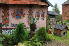 Zalipie Poland's Painted Village