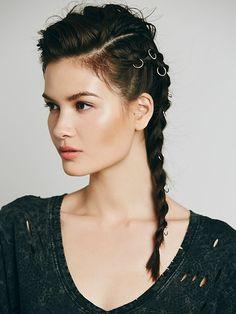 Regal Rose Aeon Hair Rings at Free People Clothing Boutique