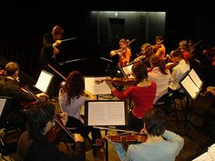 Conservatori Professional de Música  Badalona /Fotografia autor desconegut