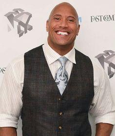 My Love Dwayne Johnson meu super homem