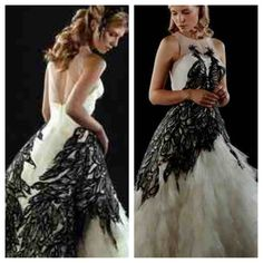 Fleur Delacour Wedding Dress Alexander Mcqueen