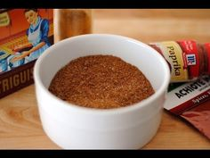 All-Purpose Seasoning Substitute (Triguisar, Sazón Goya) // Sustituto Para Condimento Completo (Triguisar, Sazón Goya) Colombian Dishes, Colombian Food, Colombian Recipes, Goya Recipes Puerto Rico, Goya Sazon Recipe, All Purpose Seasoning, Budget Meal Planning, Food Substitutions, Spice Mixes