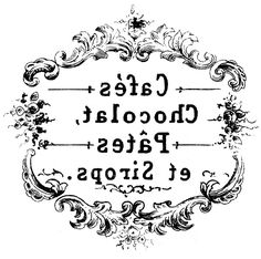 Transfer Printables French Cafe & Chocolat 2019 Transfer Printables French Cafe & Chocolat The Graphics Fairy The post Transfer Printables French Cafe & Chocolat 2019 appeared first on Vintage ideas. Images Vintage, French Vintage, French Cafe, Vintage Ideas, French Typography, Foto Transfer, Heat Transfer, Graphics Fairy, Vintage Labels