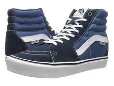 Vans Sk8-Hi Lite STV Navy/Dress Blues - Zappos.com Free Shipping BOTH Ways