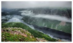 Gros Morne National Park     10 Mile Pond by wilde108.deviantart.com