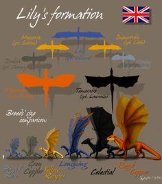 Lily's formation by Kalia24.deviantart.com on @DeviantArt