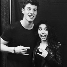 MY TWO FAVORITE PEOPLE SHAWN MENDES AD. ALESSIA CARA