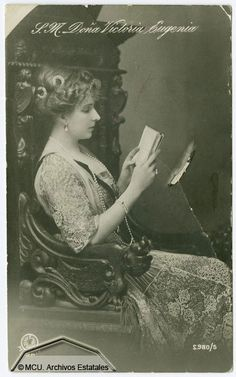 images of queen victoria eugenie - Google Search
