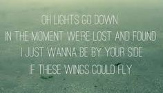 If these wings could fly...