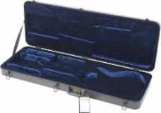 Schecter - Hard Shell Guitar Case for Schecter Solo 6 Guitars - Black - Sgr9sc - Best Buy