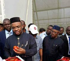 Ndifreke P. Akpan (Govt House)  Akwa Ibom State Government has announced plans to inaugurate ten hectares of farmland for hybrid tomatoes by May this year to meet up with at least fifty percent demand for domestic markets.  Governor Udom Emmanuel announced this on Friday while on inspection of the Green House Plantation on Ibom International Airport road.  Governor Emmanuel described as a major revolution the farming that was being carried out there noting that the cucumber produced in the…