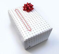 Pacchetti divertenti per i regali di Natale dei bambini