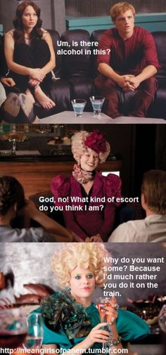 Mean Girls + Hunger Games = Amazing!
