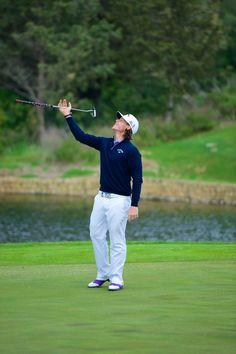 Kristoffer Broberg at La Reserva #Golf Club. http://sotogrande.com/en