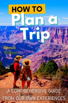 If there's one thing that we've got down, it's how to plan a trip! After traveling to nearly every state in the US and roughly 40 other countries, we've picked up a lot of tips and tricks from our experiences planning trips. No matter if it's a quick weekend vacation, an epic RV road trip, a luxurious spa getaway, a cruise, or a backpacking trip around Asia. We've pretty much done it all and want to share with you all the things we've learned along the way. Travel Checklist, Travel Advice, Travel Tips, Budget Travel, Travel Usa, Travel With Kids, Family Travel, Road Trip Games, Road Trips