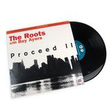 """The Roots / Roy Ayers: Proceed II Vinyl 12"""" (Deadstock)"""