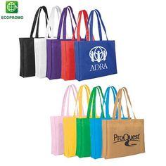 Non Woven Gusset Tote Bag