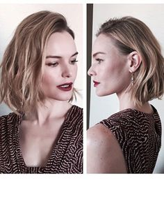 Kate Bosworth New Hair Style