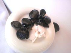 Bicikli csengő orchideákkal, Mindenmás, Meska