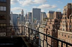 As developers continue to push the demand for high-end luxury residential properties in NYC, this means less available land for affordable housing and more rental units. Story via The New York Times.
