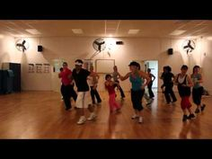 "▶ LA EXCELENCIA - ""Ana Pa Mi Tabor"" - Choreography for Dance Fitness - YouTube"
