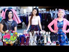 The Shoes Of Make It Pop - YouTube