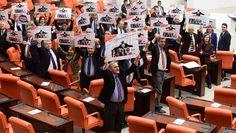 Meclis'te 17 Aralık hareketliliği #bursa #haber #siyaset #politika #TBMM #17Aralık