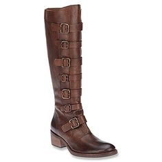 Matisse Pepper Brown Leather