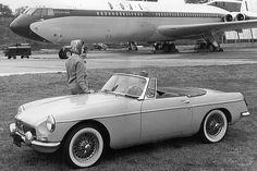 MGB 1962 (First Year)
