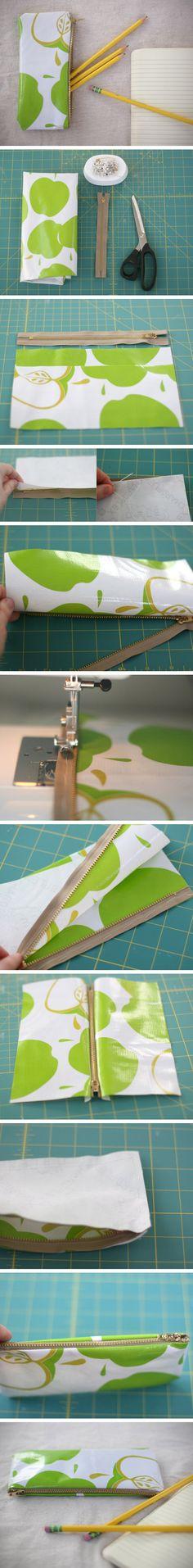 Handbag Tutorial, Diy Handbag, Cool Diy Projects, Sewing Projects, Costura Diy, Educational Crafts, Sewing Stitches, Waterproof Fabric, Crafty Craft