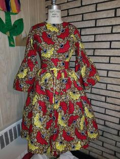 Here's Cool modern african fashion 6850282724 African Print Dresses, African Fashion Dresses, African Dress, African Lace, Queen Outfit, African Fashion Designers, Ankara Dress, Curvy Girl Fashion, Mode Hijab