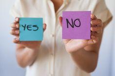 """Resulta complicado decir """"NO"""" porque sabes que quien te pide un favor espera algo de ti y no siempre estamos dispuestos a defraudar a los demás."""