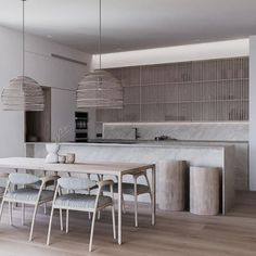 Home Inspiration // Arch Buzzer The Perfect Scandinavian Style Home Scandinavian Home Interiors, Scandinavian Style Home, Minimalist Kitchen, Minimalist Interior, Apartment Interior, Apartment Design, Interior Design Kitchen, Modern Interior Design, Küchen Design
