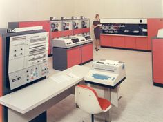Photos: Looking back to the birth of the IBM mainframe - TechRepublic- 4