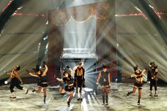 The intensity is on! #SYTYCD Top 8 group performance. #CTV